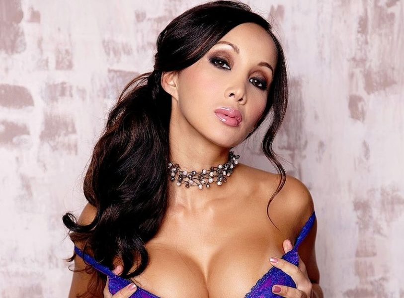 Celine Joelle Tran is Asian Porn Star Katsuni, aka Katsumi.